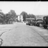 Intersection of Council Street and North Hoover Street, Rohman case, Los Angeles, CA, 1932
