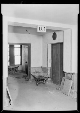 County Hospital, Newberry Electric Corporation, Los Angeles, CA, 1932