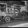 Ford run to San Francisco, Southern California, 1933
