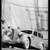 Packard at Boulder Dam [Hoover Dam], Nevada, 1934
