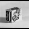 Ice cream cartons, Borden's, Southern California, 1932
