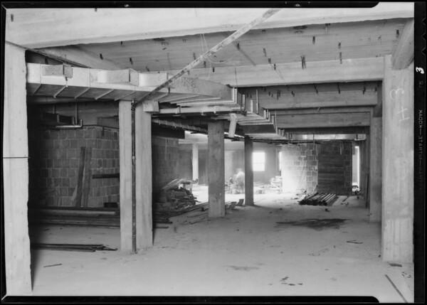 County Hospital, Haverty Co., Los Angeles, CA, 1931
