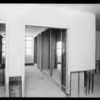 County Hospital, Metal Door & Trim, Los Angeles, CA, 1932