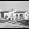 House on South Norton Avenue, Los Angeles, CA, 1934