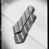 2 ties, Desmonds, Southern California, 1934