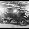 Ford coupe, owner-- Belden, Chevrolet coupe, Southern California, 1932