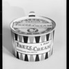 Freze Cream package, Southern California, 1932