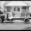 Ford chassis, Southern California, 1932