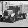 Shuken vs. Roffin, Autocar belonging to Shuken, Federal belonging to Roffin, Southern California, 1933