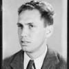 Portrait of J. E. Nikirk, Southern California, 1931