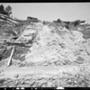 Point Fermin landslide, Los Angeles, CA, 1932