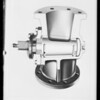 Cut away section of valve, Southern California, 1931