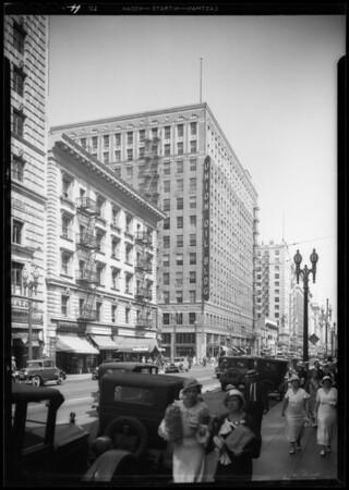 Union Oil building, Los Angeles, CA, 1933
