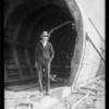 Metropolitan Aqueduct and Parker Dam, Southern California, 1934