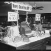 Woolworth's counter display, Southern California, 1931