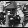 Test run at Ascot, Los Angeles, CA, 1933