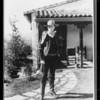 Chief Standing Bear, Bill Hart, Southern California, 1933