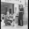 Frank Dillin publicity, Los Angeles, CA, 1931