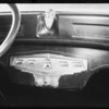Speedometer reading 99,999 miles, Southern California, 1935