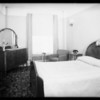Teris Hotel, interiors, 1254 West 6th Street, Los Angeles, CA, 1932