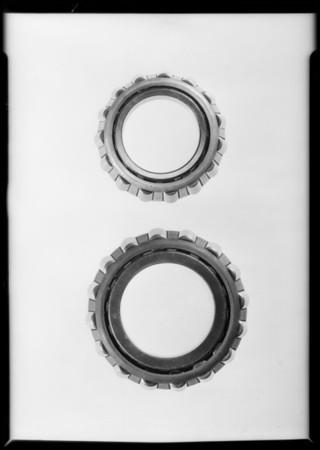 Timken bearings, Southern California, 1931