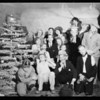 Christmas party, Southern California, 1931