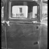 Ford sedan, Hartford Accident & Indemnity, Southern California, 1935