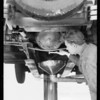 Draining differential, Southern California, 1933