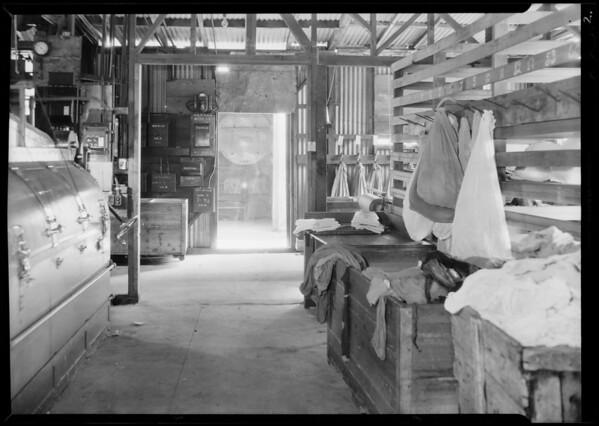 Ivory Laundry, 1443 East Adams Boulevard, Los Angeles, CA, 1931