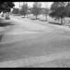 Retake hill at West 4th Street & Hoover Street, Los Angeles, CA, 1931