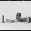 Rubber accessories, Kirkhill Rubber Co., Southern California, 1933