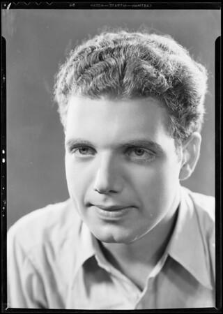 Portrait, Southern California, 1932