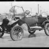 Ford belonging to Mr. Bernard, Caroll Garage, 705 Atlantic, Southern California, 1931