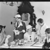 Ladies testing Miracle Whip dressing, Southern California, 1933