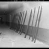 County Hospital door frames etc., Los Angeles, CA, 1931