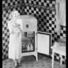 Edwina Boothe, Southern California, 1931