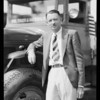 Motoreze at Owl Trucking Co., Compton, CA, 1932