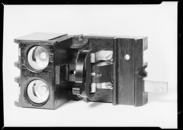 Electric cabinet and switch, Diamond E, Southern California, 1933