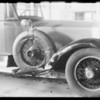 Rolls-Royce, Mr. Foreman, owner, Southern California, 1934