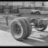 Trailer belonging to R.J. Banfill, 1100 East 5th Street, Los Angeles, CA, 1931