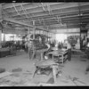 Conveyor Co.'s property and interior of plant, Southern California, 1931