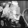 Santa Claus at Shrine Auditorium, 665 West Jefferson Boulevard, Los Angeles, CA, 1932