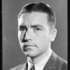 Portrait of Mr. Ulloa, Southern California, 1932