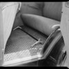 Glendale taxi, Raymond H. Kimball, Southern California, 1931