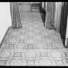 Stairway, Senator Apartments, Miss McClintock hurt, Metropolitan Casualty Co., Southern California, 1931
