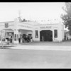 Station at West Eighth Street and South Western Avenue, Los Angeles, CA, 1933
