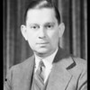Mr. E.H. Stewart, Southern California, 1932