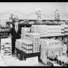 Green Spray Market, Southern California, 1932