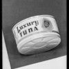Tuna cans luxury, Aluminum Co. of America, Southern California, 1933