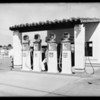 Station, 1802 Montana Avenue, Santa Monica, CA, 1933